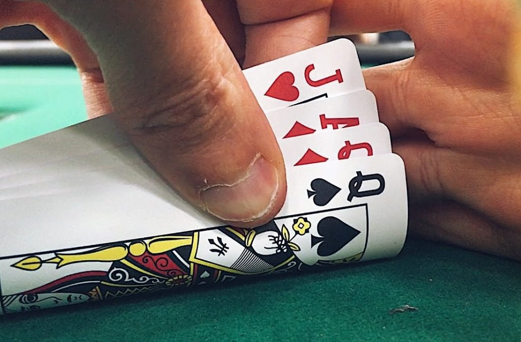 Poker Exposure