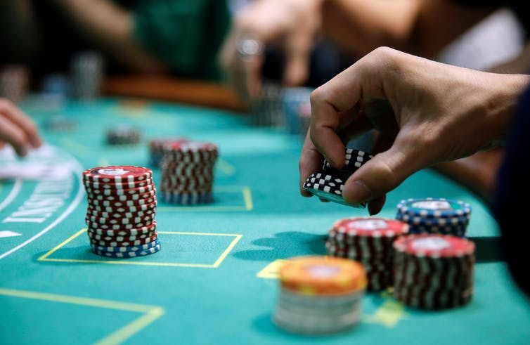 Live Your Gambling Fantasies With The Striking Features Of Kiss918