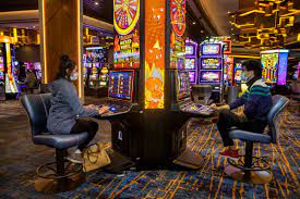 Different types of games available on casino websites